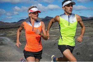 viseras running hombre